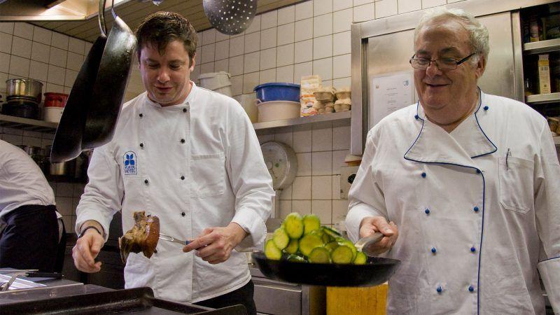 Am Ellinger Tor Küche