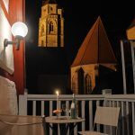 Am Ellinger Tor Nacht