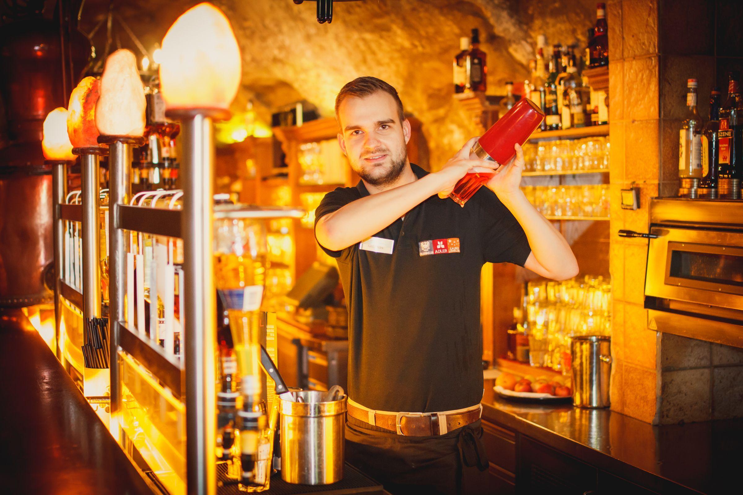 Flair Hotel Adler Felsenkeller Bar