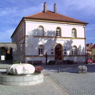 Flair Hotel Die Post Schillingsfürst Dörflergalerie