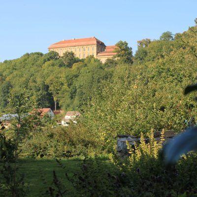 Flair Hotel Die Post Schillingsfürst Schloss