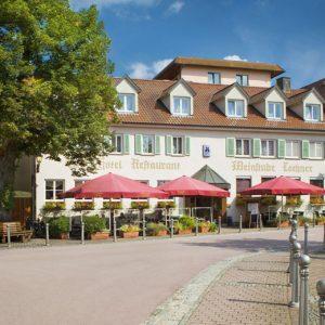 Flair Hotel Weinstube Lochner Aussenansicht