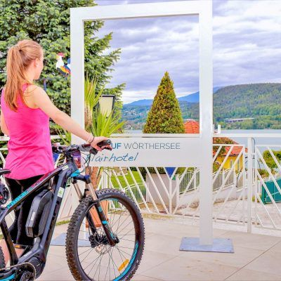 Flairhotel am Wörthersee e-bike