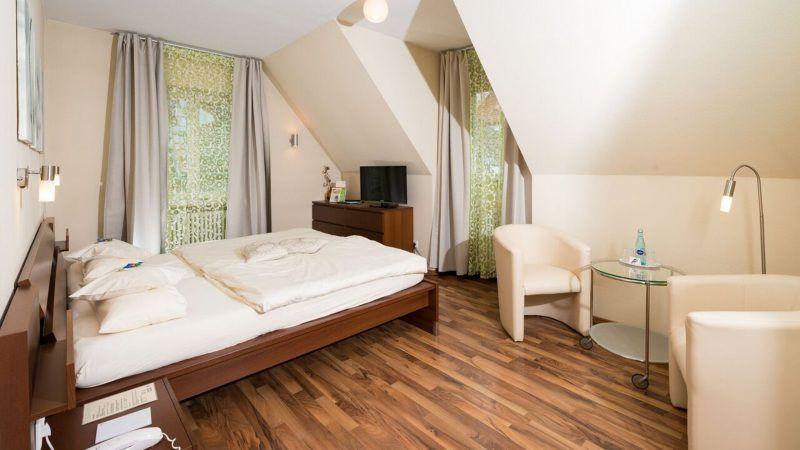 Hotel Hopfengarten Zimmer