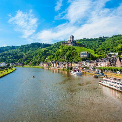 Moselle Rhein