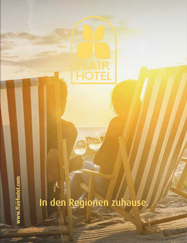 Flair Hotels Katalog 2018