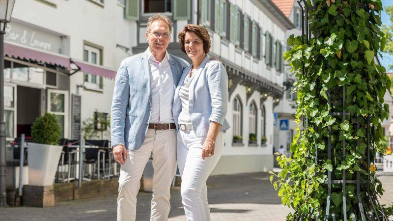 Hotel Restaurant Vier Jahreszeiten Bad Urach Gastgeber