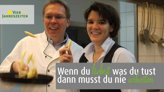 Familie Frank sucht Koch/Köchin