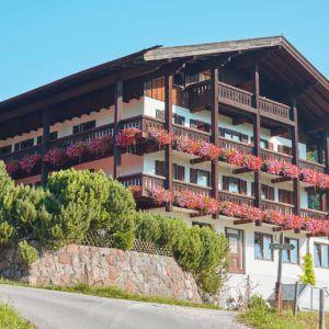 Adersberg Fassade