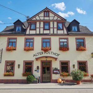 Alter Posthof Fassade