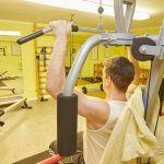 Am Rosenhügel fitness room