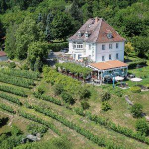 Villa Islke Aussen