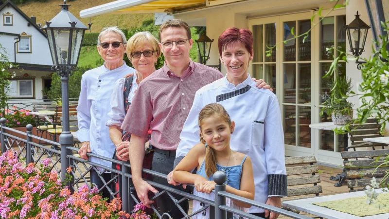 Flair Hotel Adlerbad-Familie Häfner