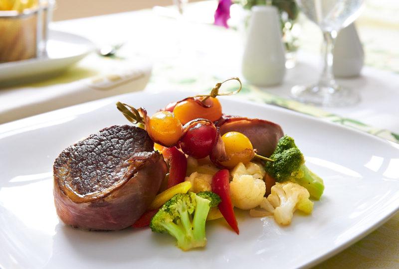 Angermünde Restaurant Weiss