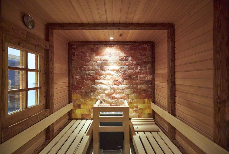 Sauna Salz Flair Hotel Weiss