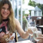 Anstoßen Cocktail Hubertus