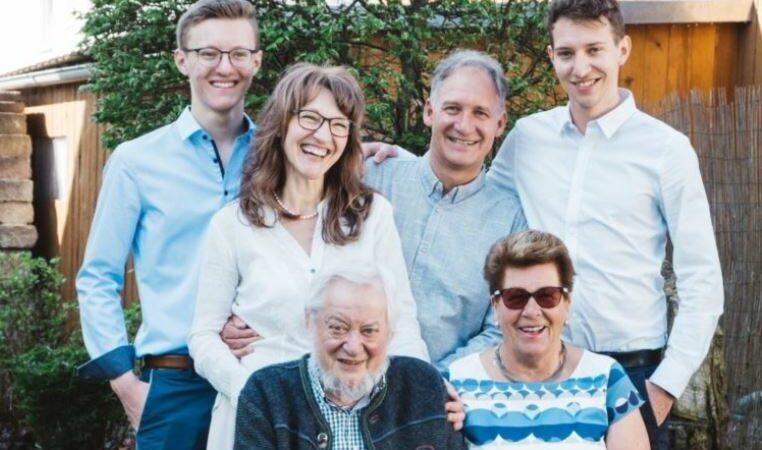 Familienportrait Platzer