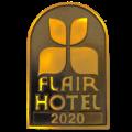 Bronzeschild Flair Hotel 2020