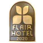 Bronzeschild Flair Hotel 2020