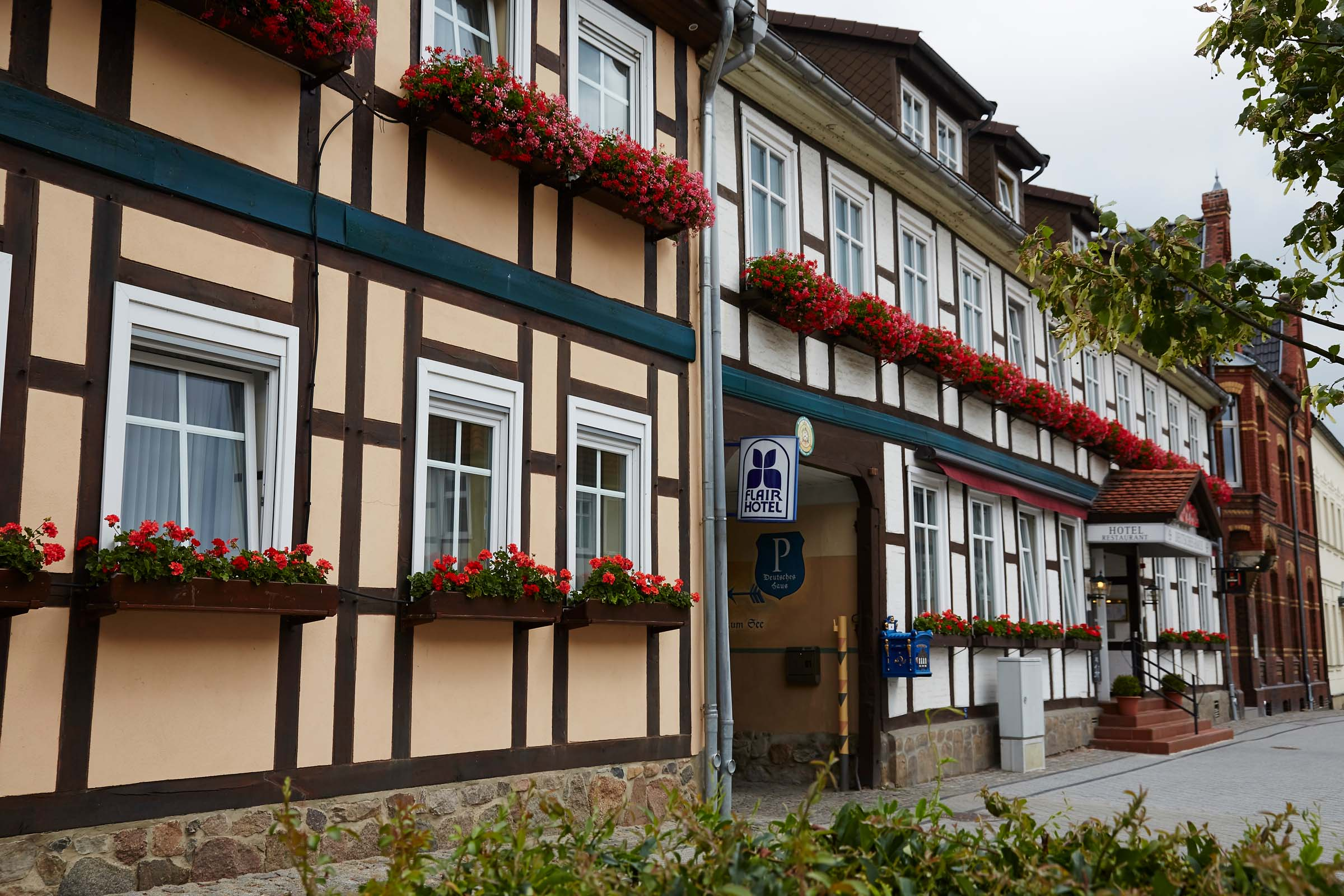 Flair Hotel Deutsches Haus Arendsee