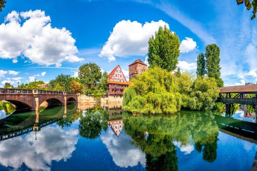 Nuremberg Hangman's Bridge