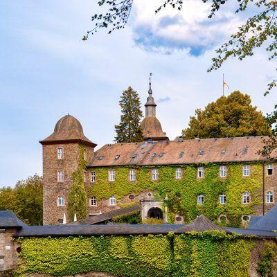 Burg Schnellenberg in Attendorn