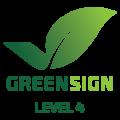 Logo GreenSign Nachhaltigkeit