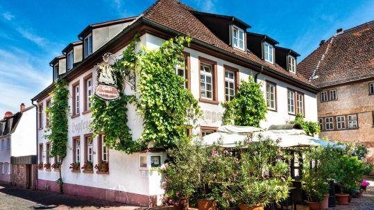 Hopfengarten Fassade