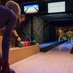 Hotel Mellestollen bowling alley