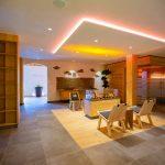 Flair Hotel Adlerbad Saunasitzbereich