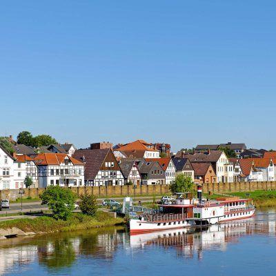Minden on the Weser