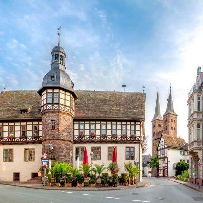 Höxter Historisches Rathaus