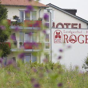 Flair Hotel Roger Fassade