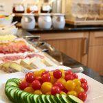Flair Hotel Schwanen Frühstück