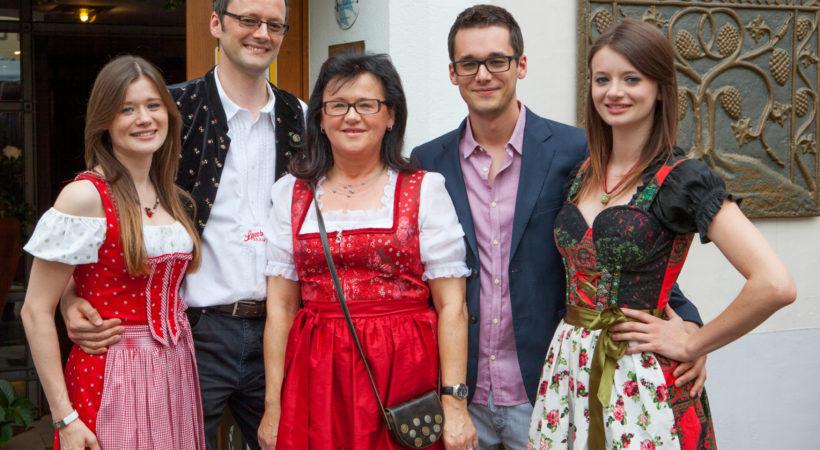 Familie Sperber Hotel Sulzbach
