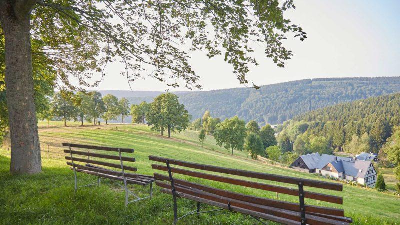 Talblick environment