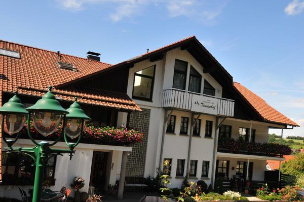 Tannenhof Fassade