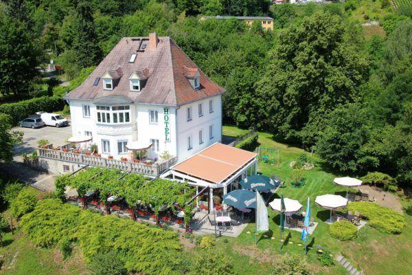 Villa Ilske Aussen