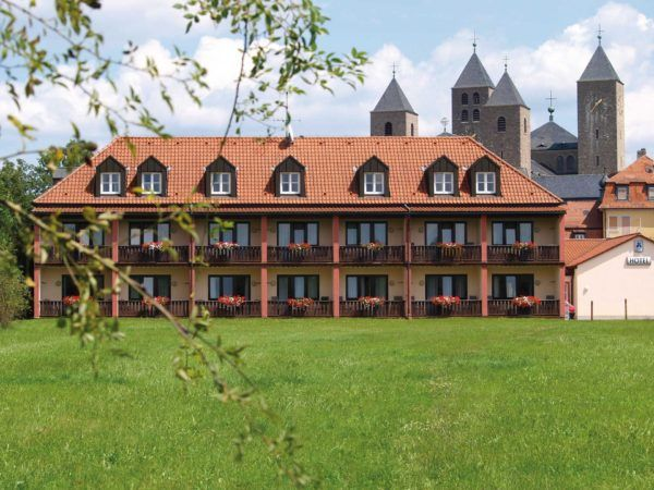 Flair Hotel Zum Benediktiner Fassade