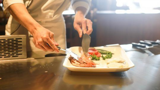 Koch Gastro Küche