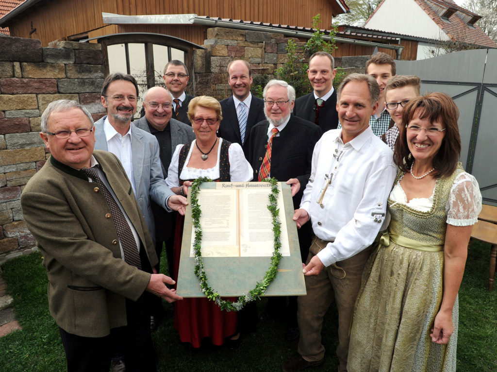 Im Jahr 2014 feierte das Flair Hotel Zum Schwarzen sein 250-jähriges Betriebsjubiläum