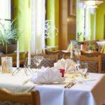 Restaurant at flair hotel talblick