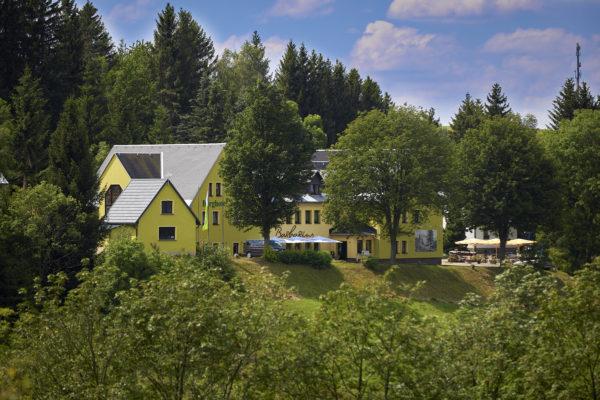 Außenansicht Flair Berghotel Talblick