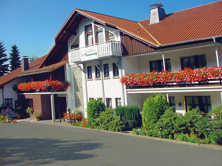 Flair Hotel Tannenhof im Sauerland