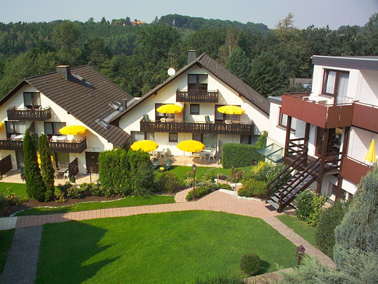 Flair Landhotel Püster im Sauerland