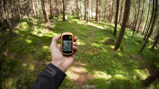 Geocaching ist die moderne Schatzsuche per GPS-Gerät