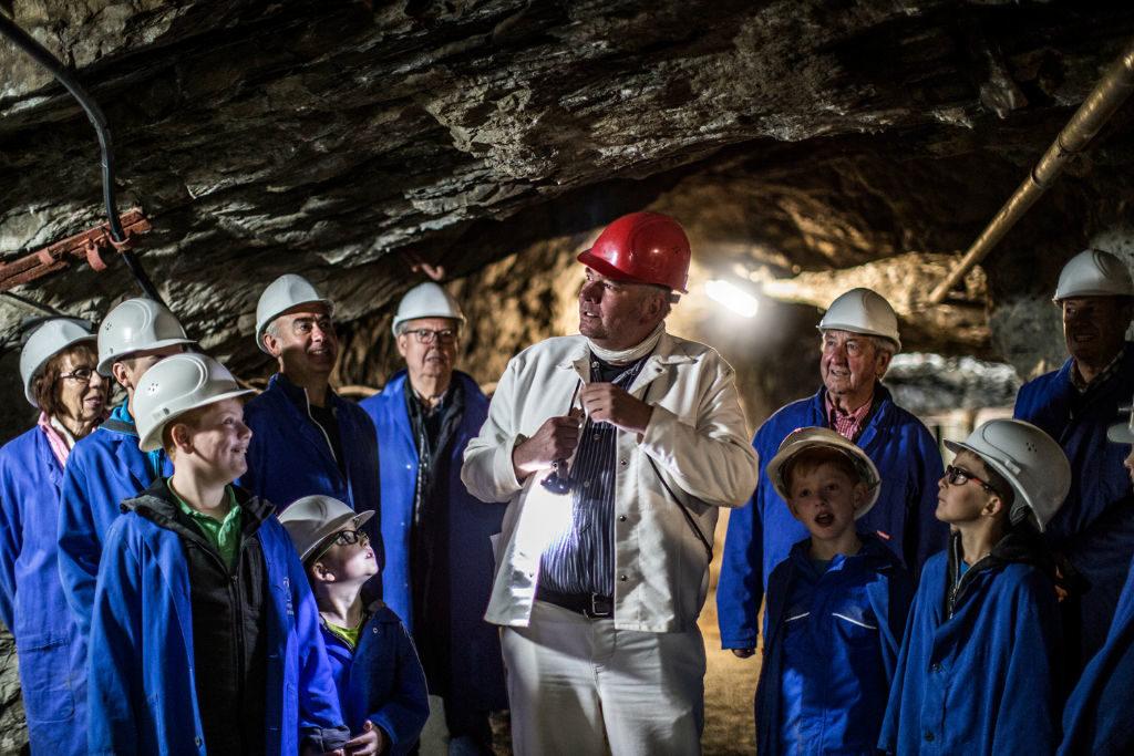 Gruppenausflug ins Sauerländer Besucherbergwerk in Bestwig-Ramsbeck