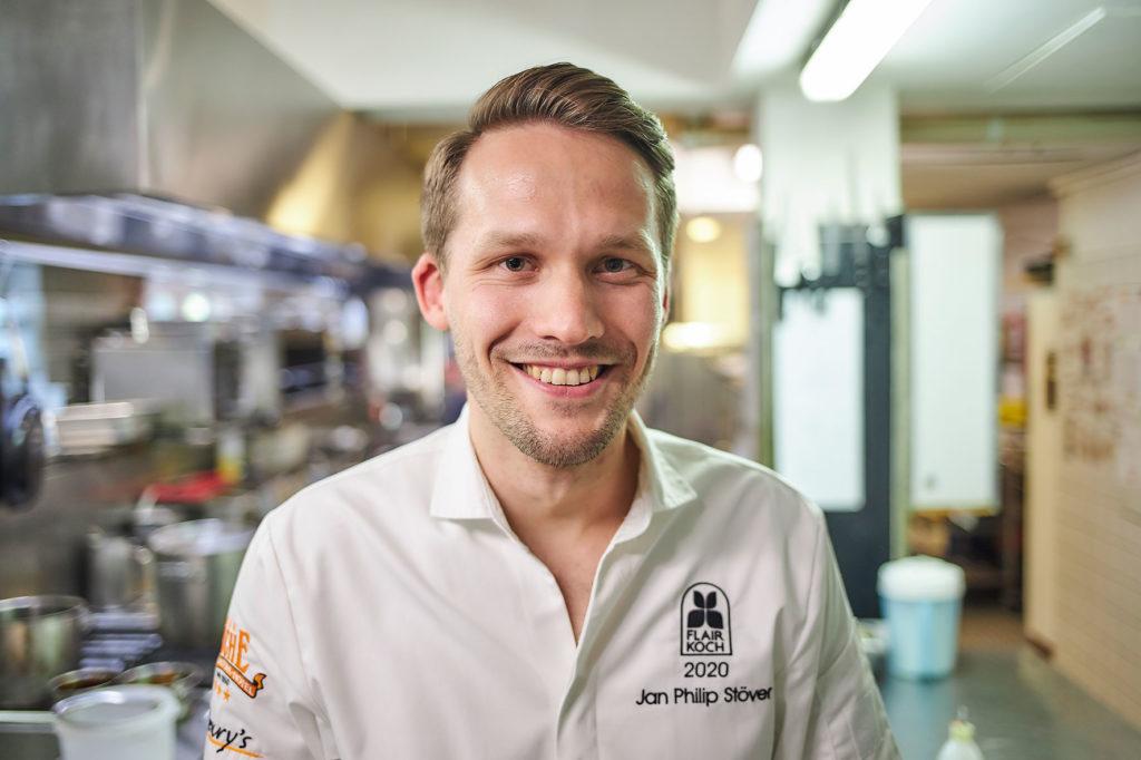 Portrait von Jan Philip Stöver