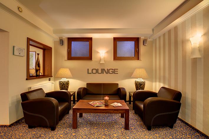 Lounge im Flair Landhotel Püster im Sauerland