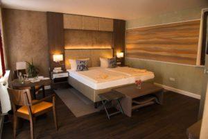 Neues Komfortzimmer im Flair Waldhotel Mellestollen in Saalfeld
